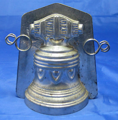 Bell chocolate mould