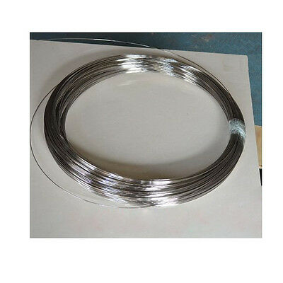 304 Stainless steel bright wire single full-hard steel wire 0.2mmto 0.6mm