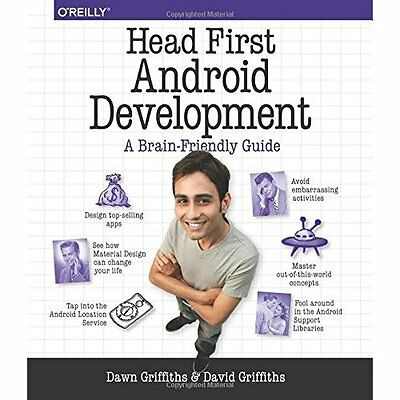 Head First Android Development - Paperback NEW Griffiths, Dawn 2015-07-03