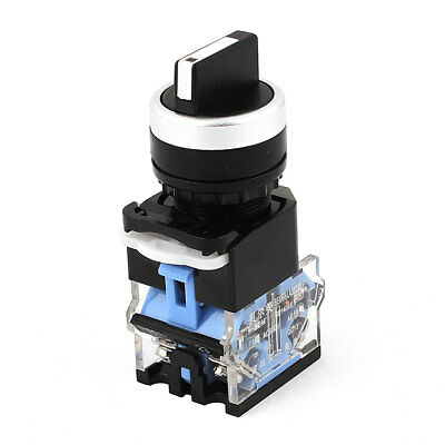 AC 660V 10A 4 Terminals 3 Positions Rotary Selector Switch