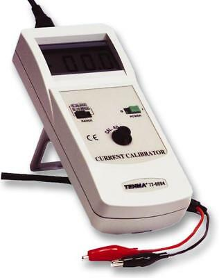 Adjustable Current Calibrator with LCD Display