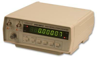0.01Hz to 2.4GHz High Resolution Frequency Counter with 8 Digit LED Display