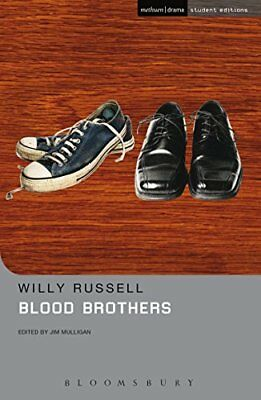 Blood Brothers - A Musical (Methuen Student Editions), Jim Mulligan Paperback