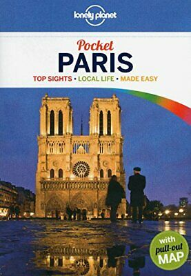 Lonely Planet Pocket Paris (Travel Guide) by Le Nevez, Catherine Book The Cheap