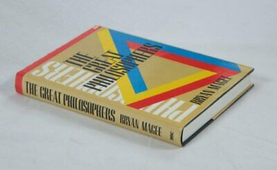 The Great Philosophers: An Introduction to Western P... by Magee, Bryan Hardback