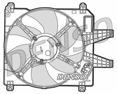 DER09004 Denso Engine Cooling Fan