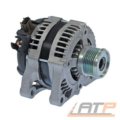 1x LICHTMASCHINE GENERATOR 150-A FORD FOCUS C-MAX 1.6 2.0 TDCi BJ 03-07