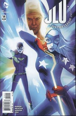 Justice League United #14   NEW!!!