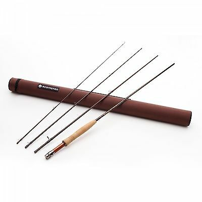 "Redington Classic Trout 376-4 7' 6"" #3 Weight 4 Piece Fly Rod, Tube+Free Leaders"