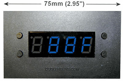 Programmable LED Display Thermal Fan Controller 2-2A (USB Powered)