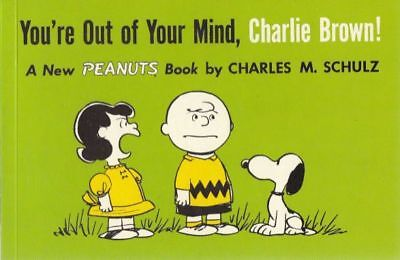 You're Out Of Your Mind, Charlie Brown Tpb (Titan Comics) New