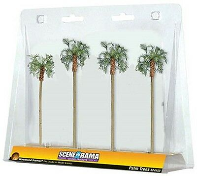 Woodland Scenics SP4152 N/HO Scene-A-Rama Palm Trees Train Scenery