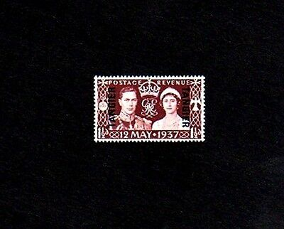 Tangier - 1937 - Kg Vi - Coronation - #514 - Great Britain Ovpt - Mnh Single!