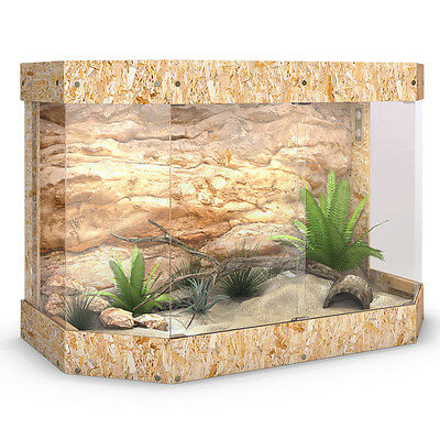 terrarium holz panorama reptil schildkr te glas schiebet r 120x80x60cm eur 109 90 picclick de. Black Bedroom Furniture Sets. Home Design Ideas