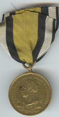 Germany Imperial PRUSSIA Commemorative Medal for the Combatants of 1813-1815