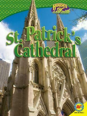 St. Patrick's Cathedral by Joy Gregory (English) Hardcover Book Free Shipping!