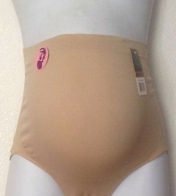 Nwt Maternity Pregnancy Full Brief Panty Underwear One Size Fits Most