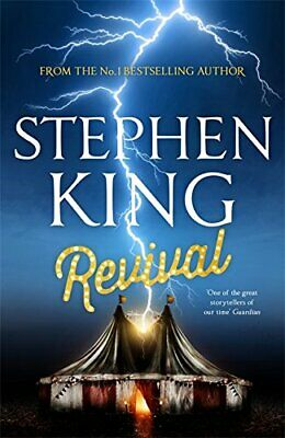 Revival, King, Stephen Book The Cheap Fast Free Post
