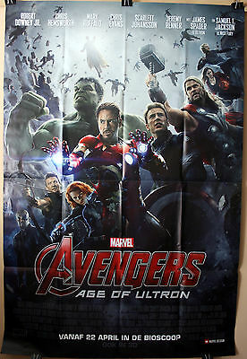 Marvel : R Downey Jr : Avengers Age Of Ultron : POSTER