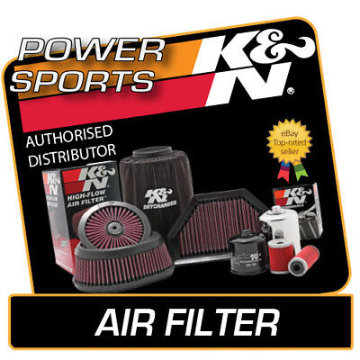 BM-8006 K&N High Flow Air Filter fits BMW F800GS 798 2007-2013