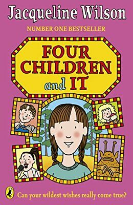 Four Children and It by Wilson, Jacqueline Book