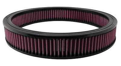 """E-3740 K&N Custom Air Filter 14""""OD,12""""ID,2-5/16""""H (KN Round Replacement Filters)"""