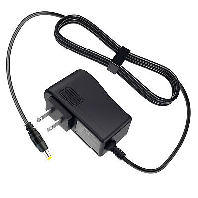 New AC DC Adapter Charger Power Supply Cord For Casio WK-110 WK-200 Keyboard