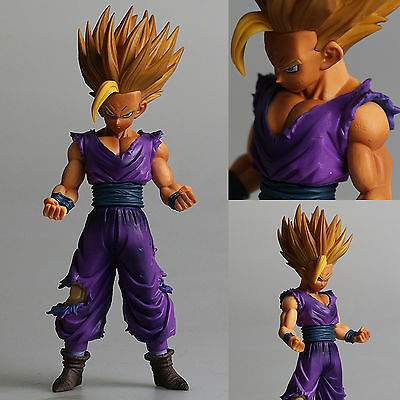 "10""Anime Son Goku Gokou Super Saiyan DragonBall Z Figurine Collection Figure Toy"