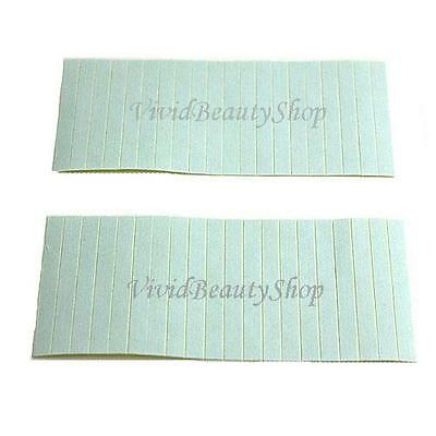 "40pcs 1.5"" Adhesive Double Side Tape for Skin Weft Seamless Tape Hair Extensions"