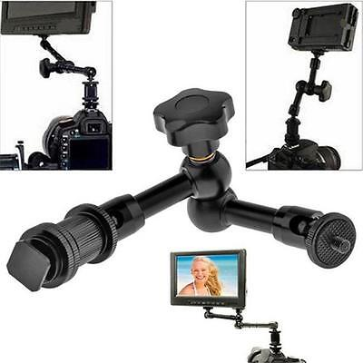 Articulating 7'' Adjustable Magic Arm for LED light LCD Monitor Camera DLSR Z