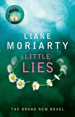 Little Lies by Moriarty, Liane Book The Cheap Fast Free Post