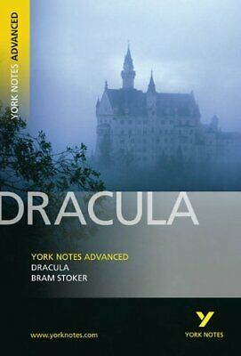 Dracula: York Notes Advanced by Tba Paperback Book The Cheap Fast Free Post