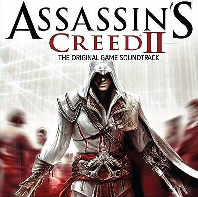 Assassin's Creed II: The Original Game Soundtrack - Jesper Kyd (NEW 2CD)