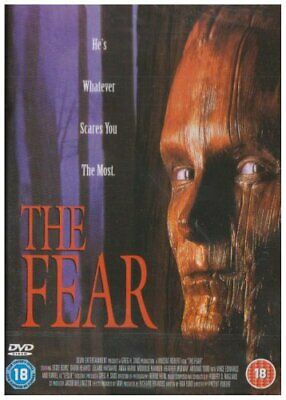 The Fear [DVD] - DVD  6QVG The Cheap Fast Free Post