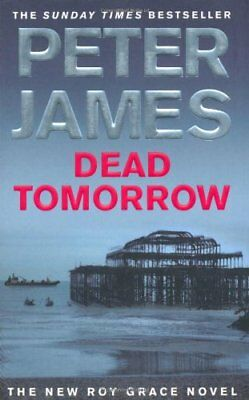 Dead Tomorrow, James, Peter Paperback Book The Cheap Fast Free Post