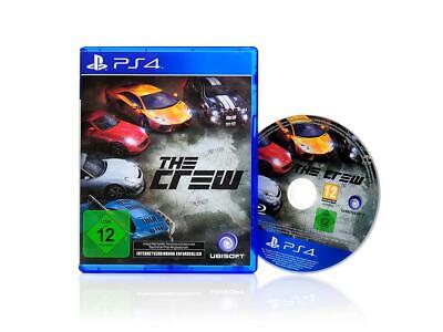 PS4 Spiel THE CREW - Rennspiel Racing Rennsport Ubisoft Online DEUTSCH G