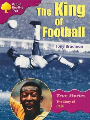 Oxford Reading Tree: Level 10: True Stories: The K... by Bradman, Tony Paperback