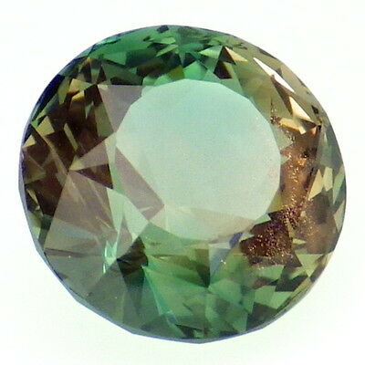 CHROME GREEN-PINK DICHROIC SCHILLER OREGON SUNSTONE 3.69Ct SI1-INVESTMENT GRADE!