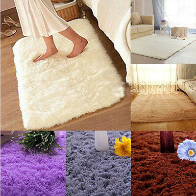 Absorbent Soft Memory Foam Rug Non-slip Bedroom Bathroom Carpet Shower Floor Mat
