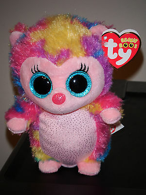 "Ty Beanie Boo's ~ HOLLY 6"" Hedgehog ~ 2013 Exclusive ~MINT with MINT TAGS ~ RARE"