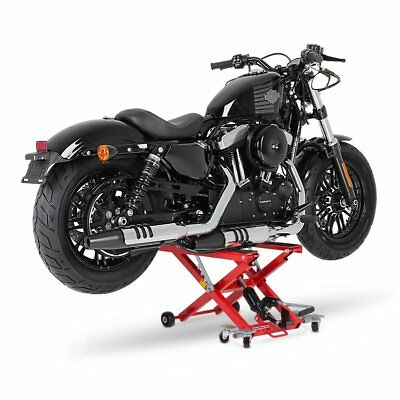 Motorcycle jack lift for Harley Davidson Sportster 1200 Low hydraulic stand