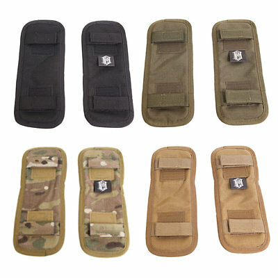High Speed Gear HSGI WAS/WEE Plate Carrier Shoulder Pads, Made in the USA