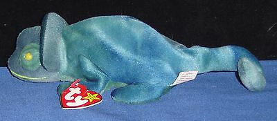 Ty Beanie Baby RAINBOW with Tag - 5th Generation - pre-owned