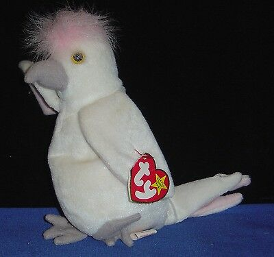 Ty Beanie Baby KUKU with Tag - 5th Generation - pre-owned