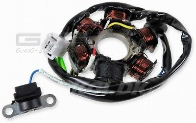 Ignition Alternator for Peugeot reclining Ludix Jetforce C-Tech Speedfight 3 AC