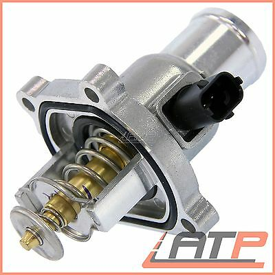 Thermostat 105 °C Mit Dichtung Opel Astra G 1.6 Astra H 1.6 1.8 Insignia 1.6 1.8