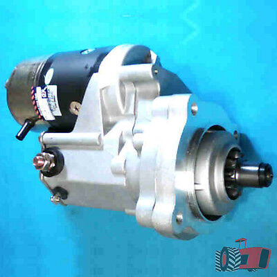 SMT2309 Starter Motor Chamberlain 9G C670 C6100 Tractor with Perkins 270D 354