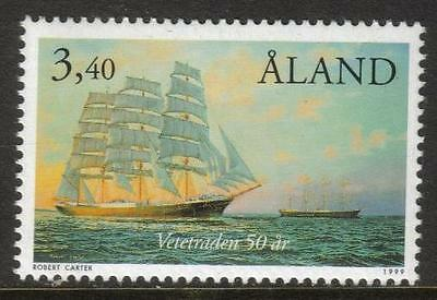 Aland Mnh 1998 Sg151 50Th Anv Of Rounding Of Cape Horn