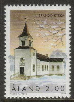Aland Mnh 1996 Sg115 Brando Church