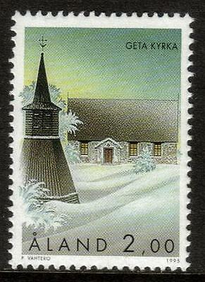 Aland Mnh 1995 Sg101 Geta Church